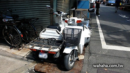 日本.業務用機車(業務業務 バイク)