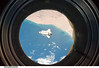 Space Shuttle Discovery Over Morocco (NASA, International Space Station, 03/07/11) (NASA's Marshall Space Flight Center) Tags: nasa morocco discovery spaceshuttle atlanticocean stationscience crewearthobservation stationresearch
