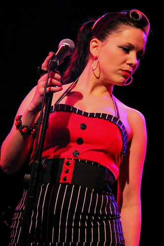 Imelda May @ Sale Waterside Arts Centre 17/12/09