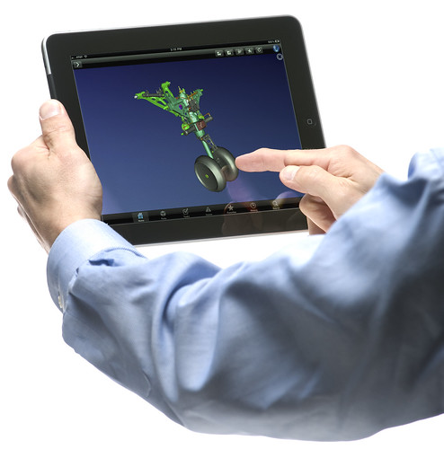 Teamcenter Mobility anywhere 3