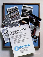 Diamond Electro-Optics advert [circa 1988] (gwennie2006) Tags: vintage advertising design dc high technology graphic tech scan diamond electro hightech 1980 optics 4color fullpage gwennie2006 grfxdziner dcmemorialfoundation 12pageisland pictures1b