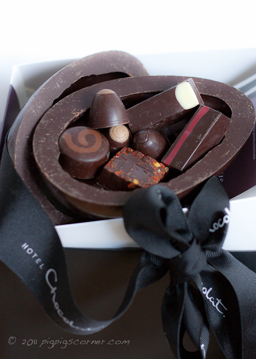 Easter Giveaway from Hotel Chocolat 2