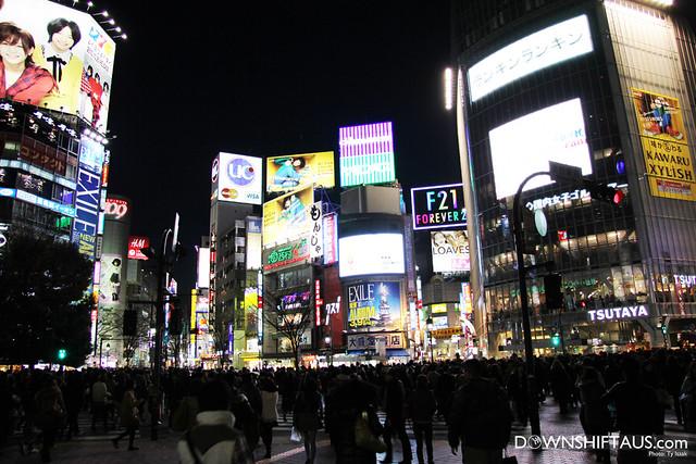 Downshift Shibuya 43