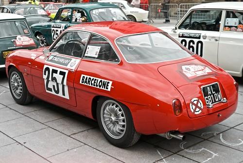 L9771163 - Rally Montecarlo Historique 2011. Alfa Romeo Giulietta SS Zagato