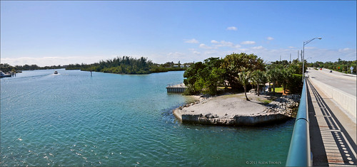 Sawfish Bay Park, Intracoastal by Alida's Photos