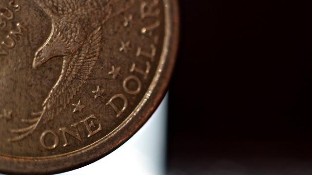 72/365: One Silver Dollar