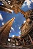 Kremikovci, Space needle (geopalstudio) Tags: nikon industrial hdr d60 kremikovci promoteremotecontrol