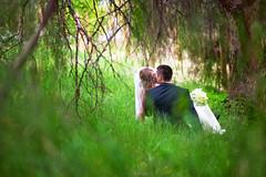 Voyeur of Love (Extra Medium) Tags: wedding love field kiss husband christian voyeur wife peek virgins christians simivalley snuggling celebate firstkiss canoodling thevineyard