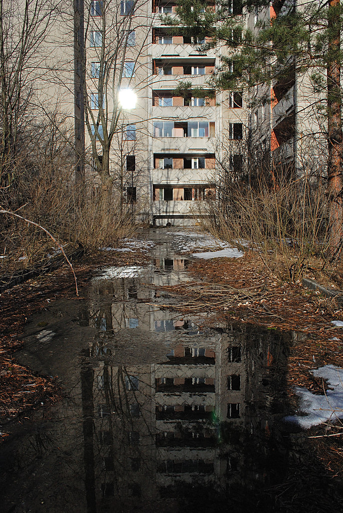 After the nuclear disaster in Ukraine - ShockBlast