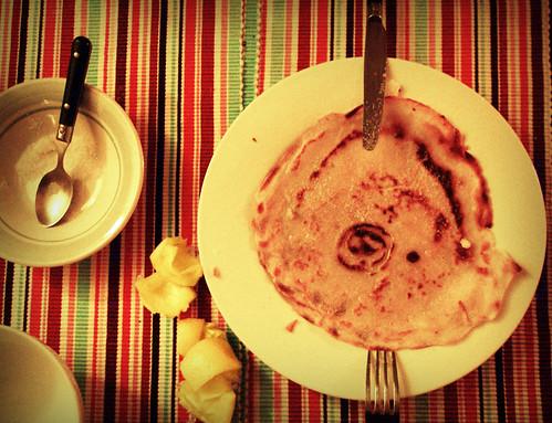 Day 289 - Pancakes!