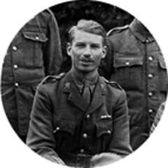 (William) Lucian Murgatroyd c.1918.