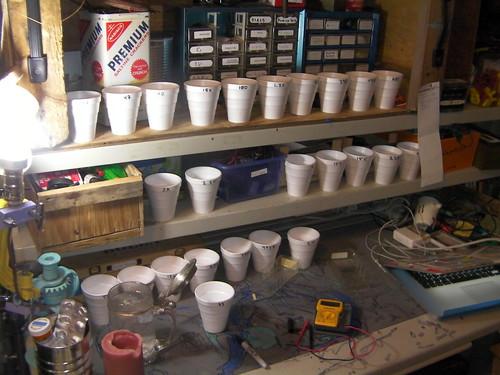 Organizing My Resistors
