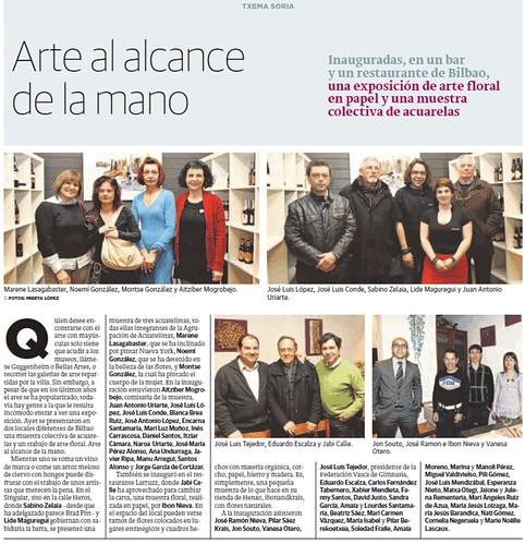 LaMirilla EL CORREO 17 Marzo 2011 by LaVisitaComunicacion