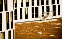 black and white (mav_at) Tags: wien architecture stairs treppe architektur guesswhere glas hochhaus geländer guesswherevienna guessedvienna