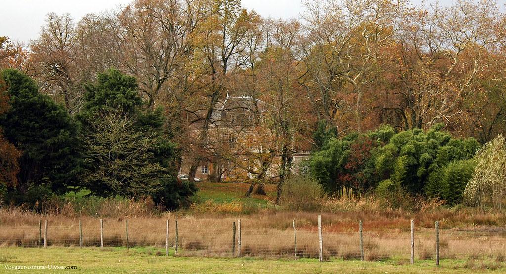 Maison en plein cœur du parc naturel régional de la Brenne