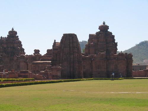Virupaksha mallikarjuna kashi vishveswara temples