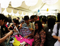 DSCN8864 (tee41cloth) Tags: festival booth clothing community expo indie bazaar distro tee41 jakcloth2010