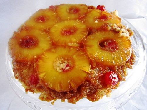 Pineapple cake, take one
