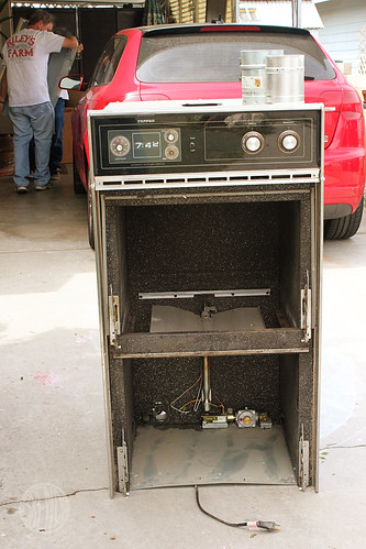my new OLD oven