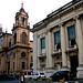 Catedral Metropolitana e Palácio Piratini - Centro de Porto Alegre -Brasil