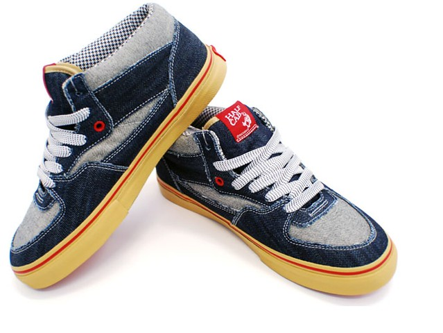 denim halfcabs