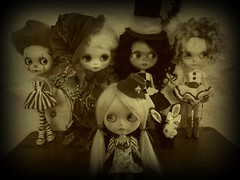 some of the girls...