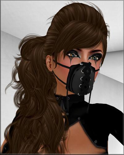 Lolita Oleander Mask