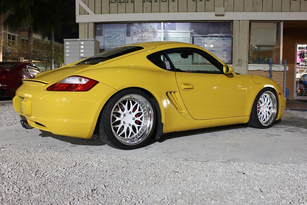 Used Cars Bay Area >> 07 cayman s lowered on rotiform DAB - 6SpeedOnline ...