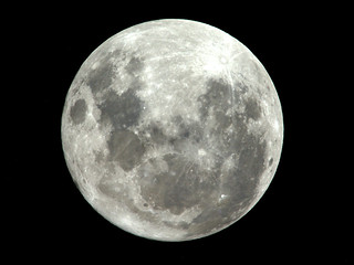 #Supermoon was spectacular from here!