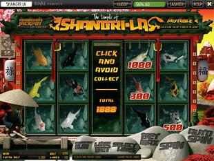 free Shangri-La slot free spins