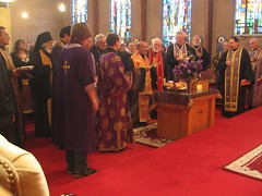 Sunday of Orthodoxy in Johnstown, PA