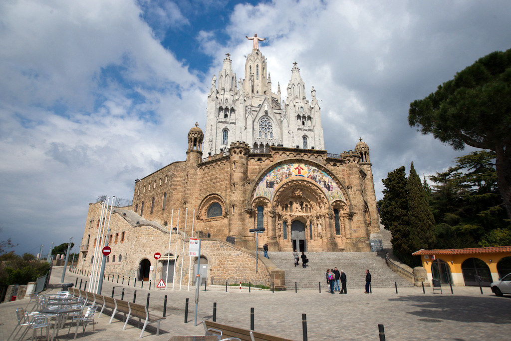 Temple del Sagrat Cor
