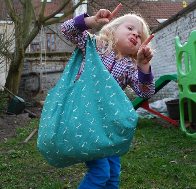 Reversible bag 4