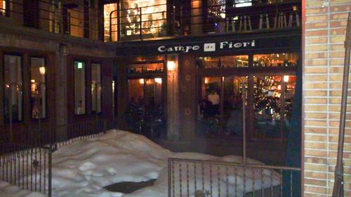 Restaurante Campo di Fiori - Aspen