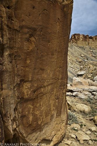 Book Cliff Boulder 2