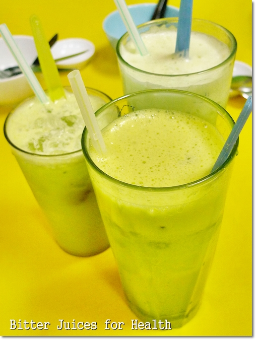 Bitter Gourd Juices