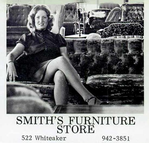 Smith's Furniture Store Ad