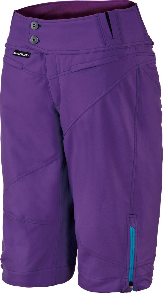 Women's Softshell Bike Shorts