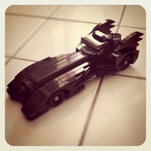 Custom 1989 Batmobile