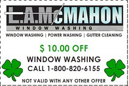 Mcmahon Home Services Window Washing