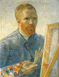 van Gogh auto