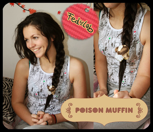 Poison Muffin Elastic