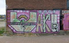 Graffiti (oerendhard1) Tags: graffiti streetart urban art vandalism keilehaven rotterdam pohen wrs bzh detox