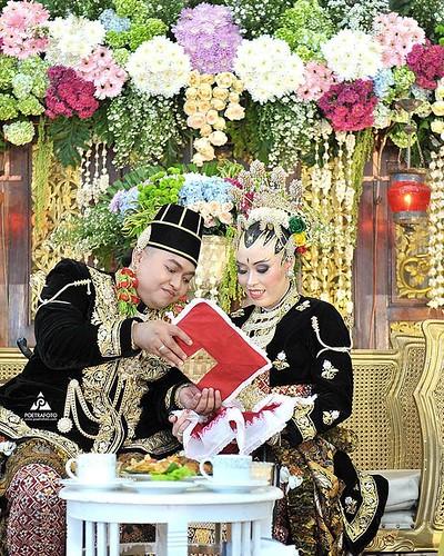 Prosesi Kacar Kucur Foto Pernikahan Adat Jawa Dg Baju