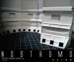 NOSTROMO-MOTHER-CHAMBER-24 (sith_fire30) Tags: alien aliens weyland yutani company nostromo muthur mother computer diorama styrene chamber custom action figure sculpture sithfire30 dayton allen ridley scott prometheus isolation sega