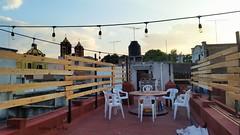 Terraza (vonne) Tags: terraza atardecer centro san luis potosi slp hostal corazon xoconostle mexico