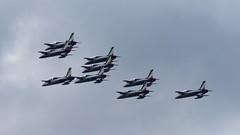 DSC_5567 (sauliusjulius) Tags: nato days ostrava 2016 czech air force september 17  18 leos janacek airport osr lkmt frecce tricolori 313 gruppo addestramento acrobatico aermacchi mb339