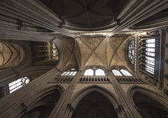 Techo (Txetxu Rubio) Tags: catedral cathedra france francia arquitectura ruan