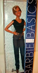 Model 08 (napudollworld) Tags: model 04 barbie 03 collection jeans 01 mattel basic 08