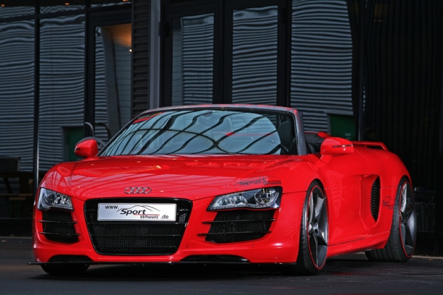 RESISTANCE IS FUTILE – Audi R8 from Sport Wheels | Dream-car.tv